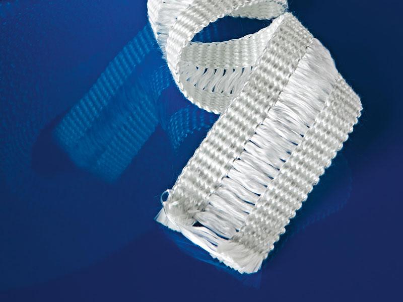 Glasfaser-Leiterbänder - Texpack